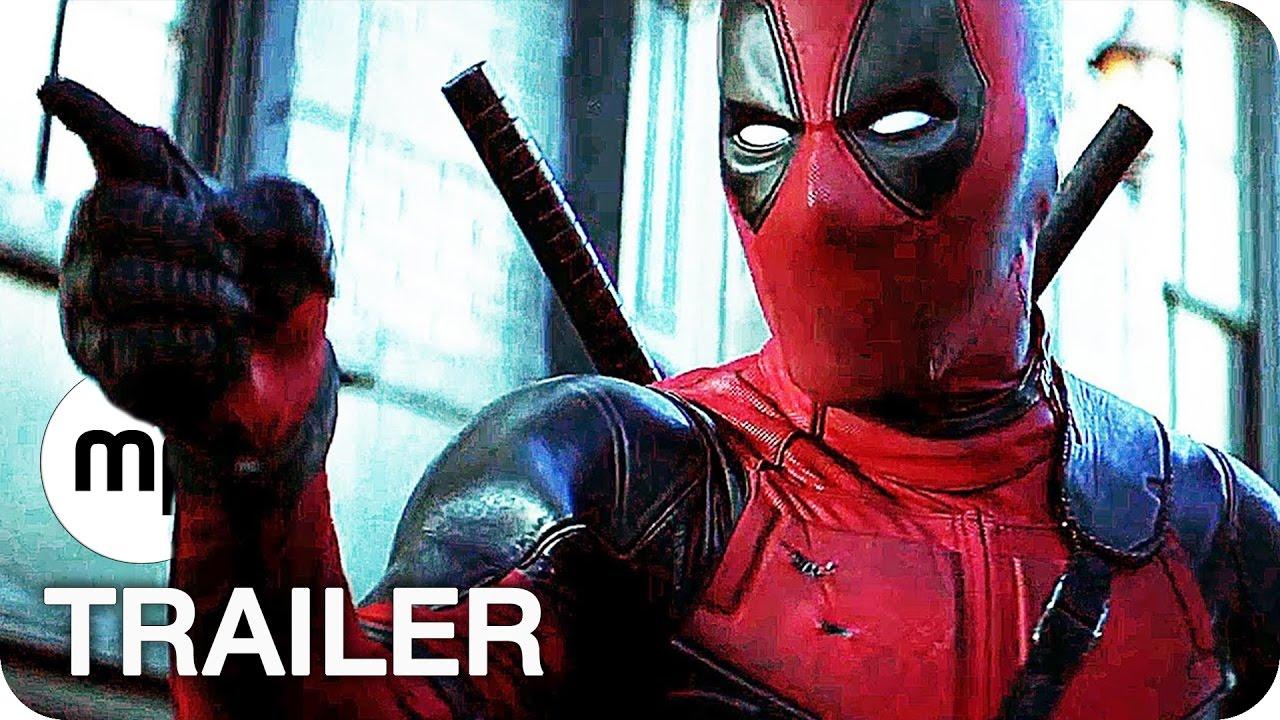 Deadpool 2 Trailer Deutsch