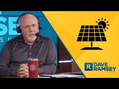 Go Into Debt For Solar Panels?!