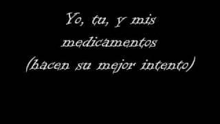 Boys Like Girls - Me you and my medication (Subtitulado al español)