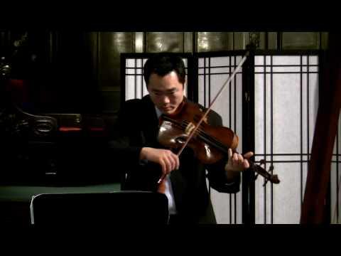 Dolce Suono Ensemble - Ravel Sonatine, 1. Modéré