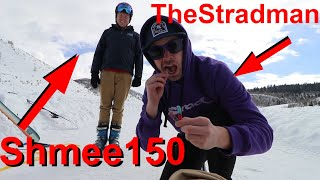 A Day OFF With Shmee150 and TheStradman!!!