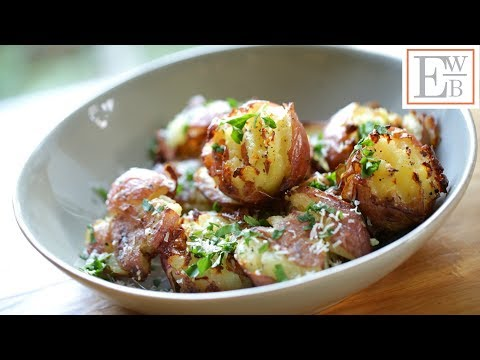 Beth's Smashed Potato and Mashed Potato Recipes