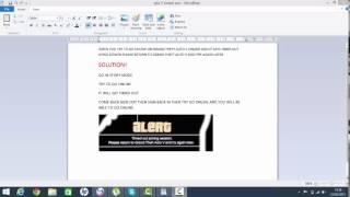 GTA 5-TIMED OUT JOINING SESSION-%100 FIX AND WORKS