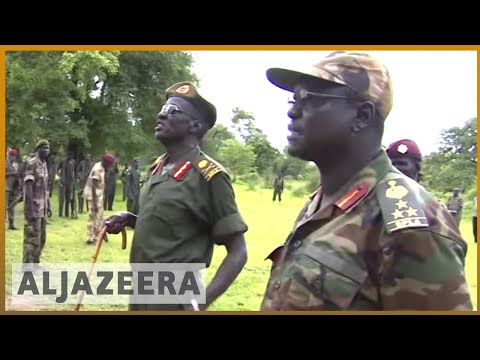 The Rebels of South Sudan: Faces of the SPLA (1/4)