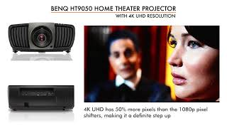 BenQ HT9050 Home Theater Projector At A Glance presented by Projector Reviews