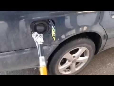 ⛽ КАК ПРАВИЛЬНО ЗАПРАВИТЬ  автомобиль ГАЗОМ  учимся заправлять сами  LPG