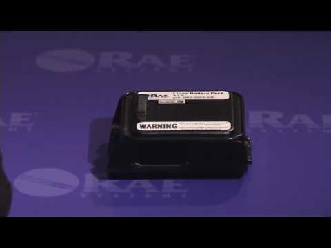 MultiRAE Training - Battery and Filter Replacement | Honeywell Safety