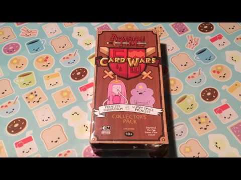 Adventure Time Card Wars Princess Bubblegum Vs. Lumpy Space Princess
