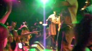 Flo Rida Elevator Live @ Roxy myspace music ROOTS cd release party 040509