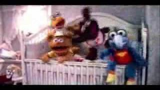 Live-action Muppet Babies intro