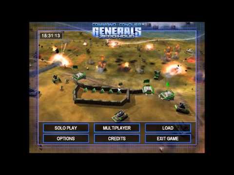 generals zero hour 1080p tvs