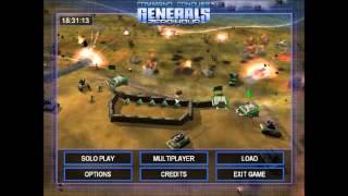 Generals Zero Hour Reborn V5.0 Main Theme