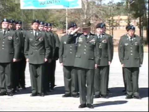 Fort Benning Infantry Graduation -