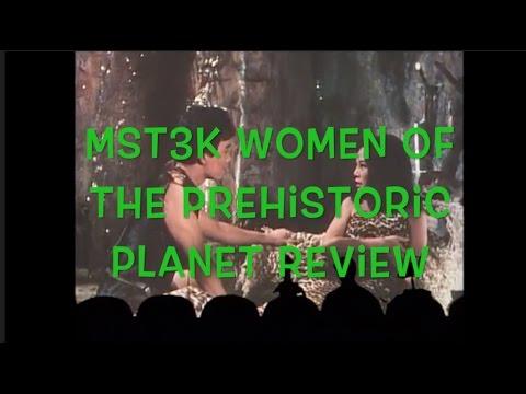 MST3K Women of the Prehistoric Planet Review