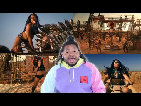 MEGAN THEE STALLION x LIVE AT THE 2020 VIRTUAL BET AWARD SHOW (GIRLS IN THE HOOD/SAVAGE) | REACTION!