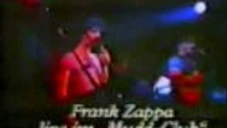 Frank Zappa LIVE Mudd Club ~ The Meek Shall Inherit Nothing 1984