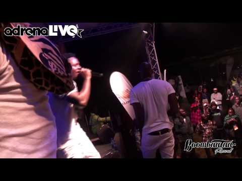 Still the One by Sauti Sol Live Boombaataa Festival 2013