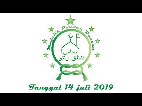 Majelis Pondok Rantau 14 Juli 2019 [Part 6]