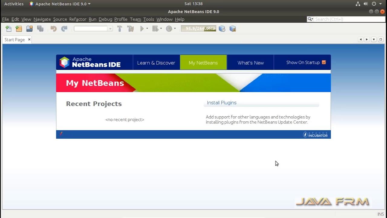 Apache NetBeans IDE 9 0 Installation on Ubuntu 18 04 LTS and Modular  Programming using JDK 9 and 10