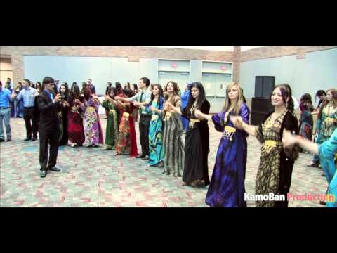 Kurdish Wedding Plano,TX Abdullah & Eyman. By KamoBan video production. 11/21/2012 never seen.