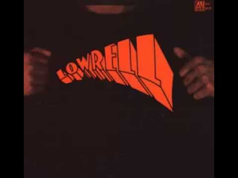 Lowrell - Mellow Mellow Right On (1979)
