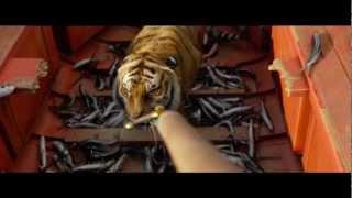 Life of Pi  Flying Fish  20th Century FOX