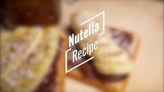 "Nutella ""Flan"""