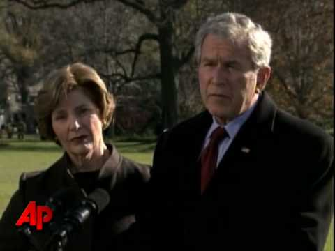 Bush: US Stands Behind India in Wake of Attacks