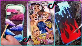 Best TikTok Painting On Phone Cases Compilation #16