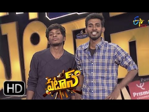 Patas | Yadamma Raju & Express Hari Performance | 23rd  January 2018  | ETV Plus