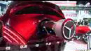 SEMA: Alpine Mercedes R 500