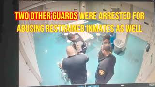 "Watch Jailhouse ""Ritual of Torture"" that led to Criminal Charges Against Guards"