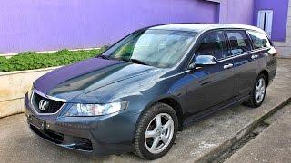 Honda Accord 2.2 i ctdi 140hp 2005 Wagon