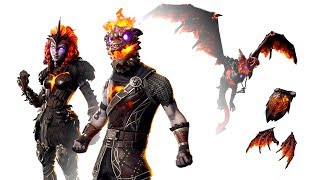 Fortnite-NEW PACK LAVA LEGENDS and LEAKED SKINS