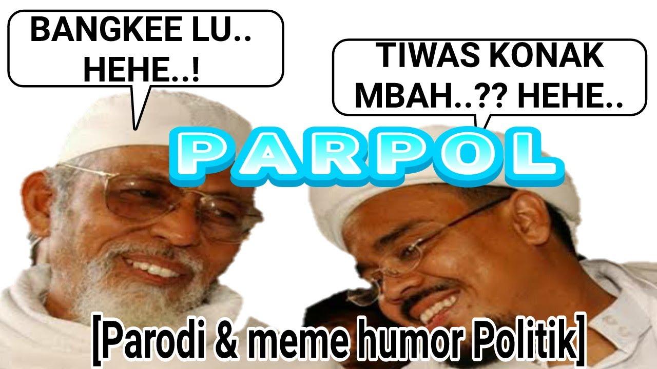 Meme Humor Politik