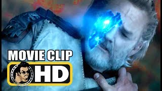 GUARDIANS OF THE GALAXY 2 Blu-Ray Clip - The Chain (2017) Marvel Superhero Movie HD