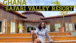 The Safari Valley Resort - Ghana39s Safari ParadiseAdukrom Eastern Region