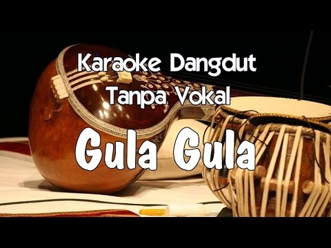 Karaoke Gula-Gula (Tanpa Vokal)