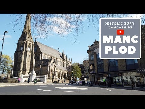 Bury, Lancashire | History And Culture [4K]
