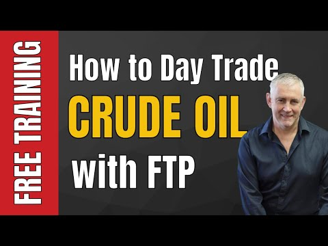 Day Trading Crude Oil With The Day Traders Fast Track Progra
