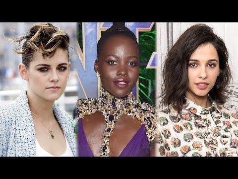 Kristen Stewart, Lupita Nyong'o & Naomi Scott Starring In Charlie's Angels REBOOT?