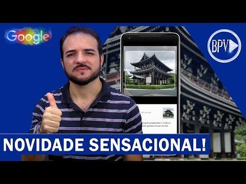 GRANDE NOVIDADE do Google para Android e IOS - SENSACIONAL!