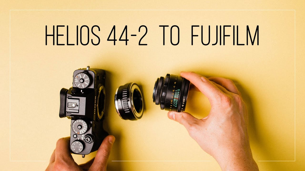 Helios 44 2 On A Fujifilm X T3 Adapter Impressions