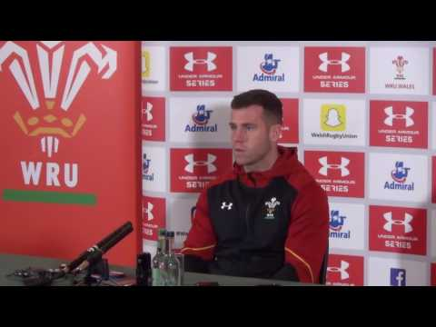 Gareth Davies on his rivalry with Rhys Webb