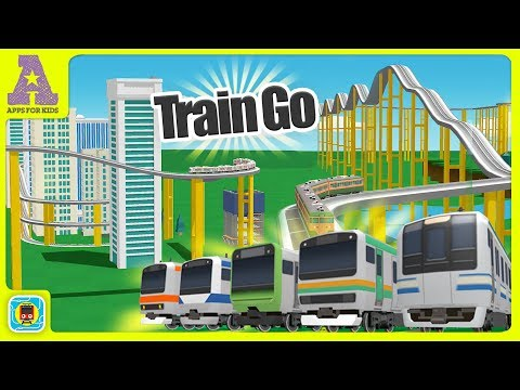 Create Your Very Own Tracks With TRAIN GO!