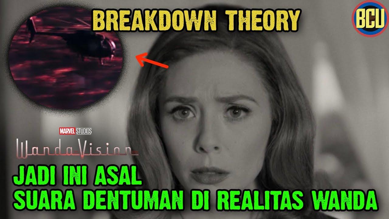 TERNYATA INI PENYEBAB SUARA DENTUMAN DI REALITAS WANDA !!!   WANDA VISION EPISODE 1 & 2 BREAKDOWN