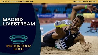 World Athletics Indoor Tour Gold | Madrid Livestream