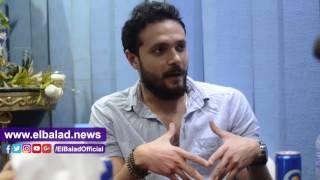 أحمد جمال : مى مسحال طلبت منى الرقص فى مشهد تراجيدى ..فيديو