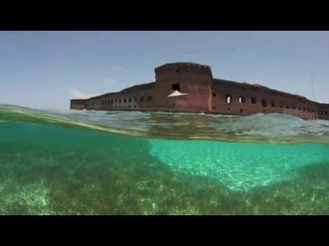 Dry Tortugas National Park Underwater Webcam