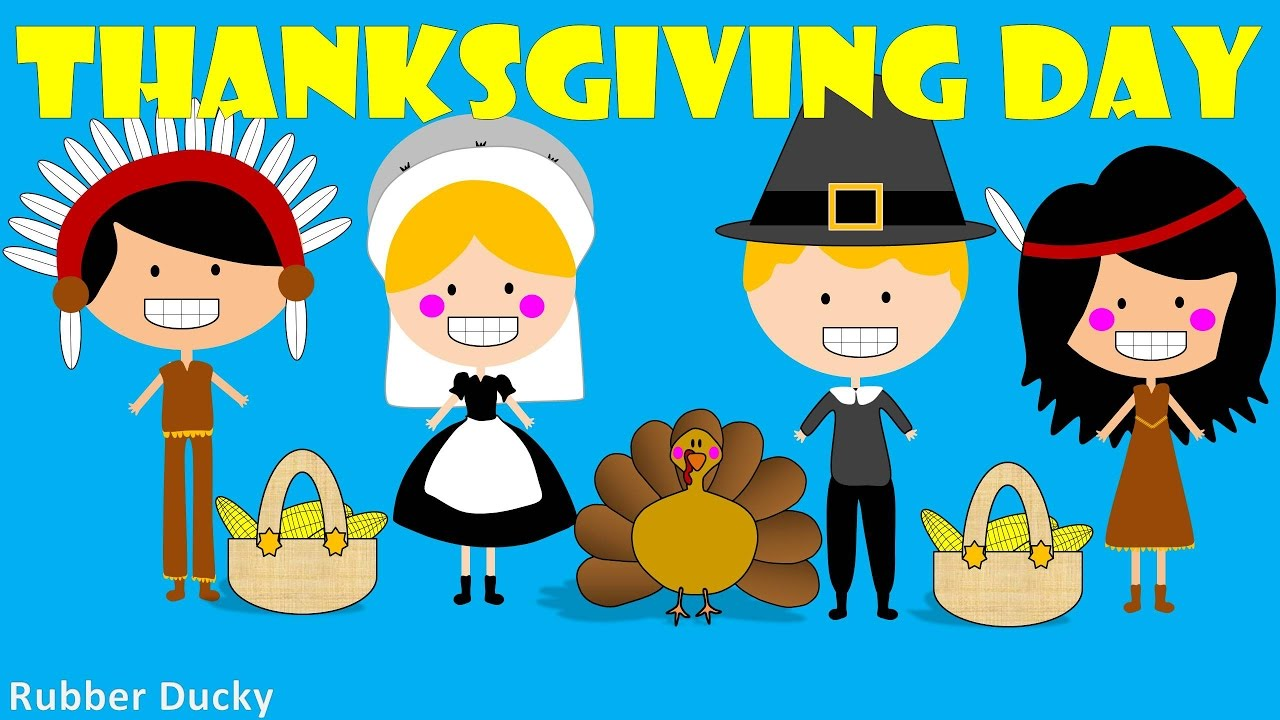 Thanksgiving Day for kids - Thanksgiving history for kids - A ...